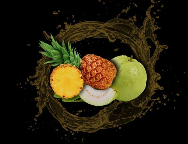 guava-pineapple-juice-package