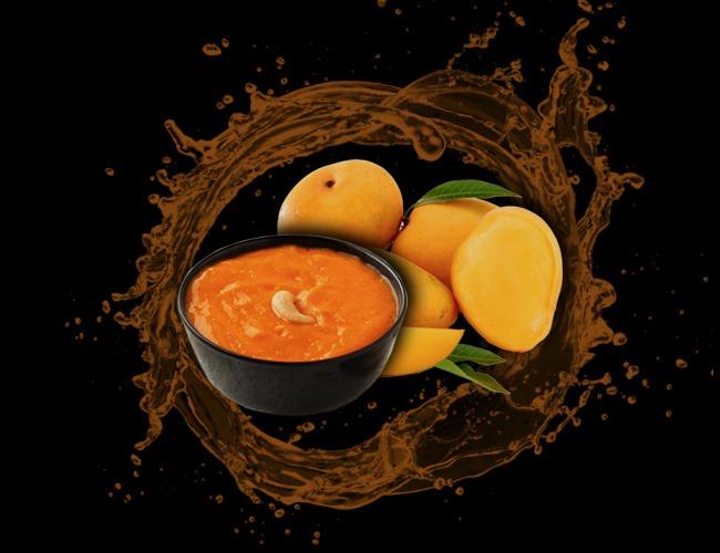 Frozen Mango ras Juice