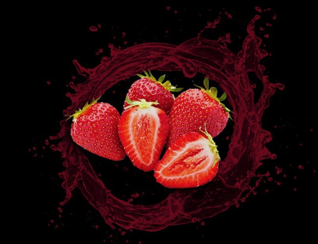 strawberry-juice-package